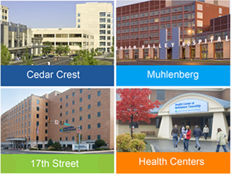 LVHN Campuses