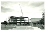 Construction of MOB 2 at Cedar Crest Hospital.