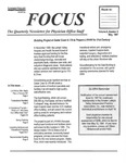 Focus: The Quarterly Newsletter for Physician Office Staff by Lehigh Valley Health Network