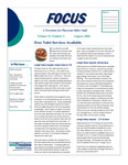Focus: A Newsletter for Physician Office Staff by Lehigh Valley Health Network