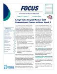 Focus: A newsletter for Physician Office Staff