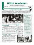GHHA Newsletter