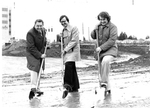 Groundbreaking for General Services Building