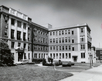Sacred Heart Hospital Looking East on Chew Street
