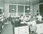 A Corner of the Pathological Laboratory
