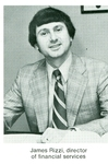 James Rizzi, Director of Financial Services.