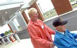 Volunteer Pat Arndt