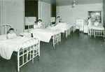 a Typical Childrens' Ward