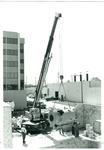 Construction at Cedar Crest Hospital