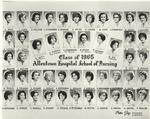Allentown Hospital School of Nursing Class of 1965 by Lehigh Valley Health Network