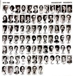 Housestaff Residents 1979-1980