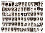 Housestaff Residents 1981-1982