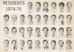 Residents 1974-1975