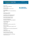 Progress Notes by Lehigh Valley Health Network