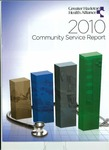 Annual Report (2010): GHHA Community Service Report