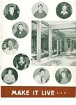 Annual Report (1947): St Joseph Hospital; Make It Live.