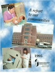 Annual Report (1995): Hazelton-Saint Joseph Medical Center; A Report to our Communities.