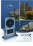 Annual Report (2009): Greater Hazleton Health Alliance; Community Service Report